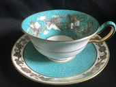 Beautiful WEDGWOOD cup & saucer